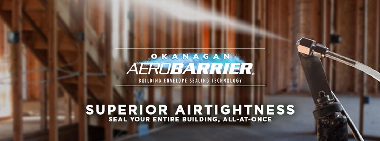 Okanagan AeroBarrier